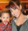 lil wayne baby mama sarah vivian and son