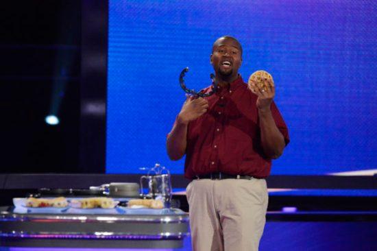 Wonderffle Waffle Iron Creator Mike Bradford on Steve Harvey's Funderdome