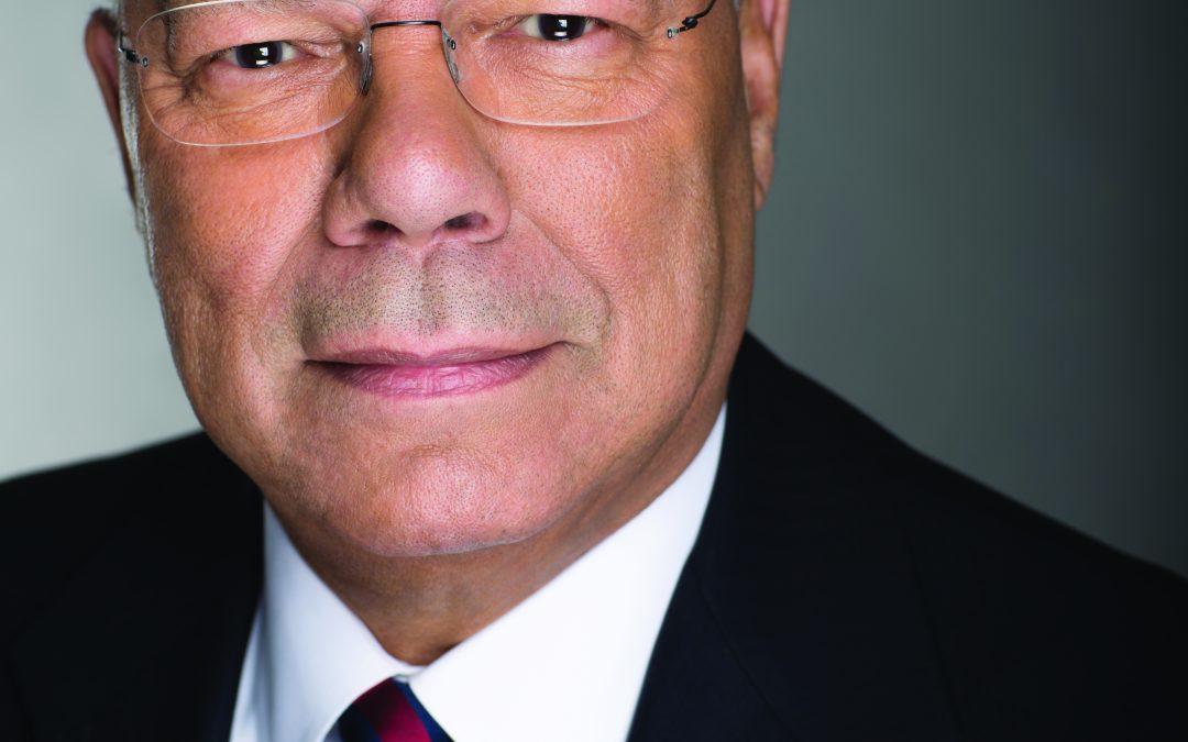 Colin Powell Leadership Skills