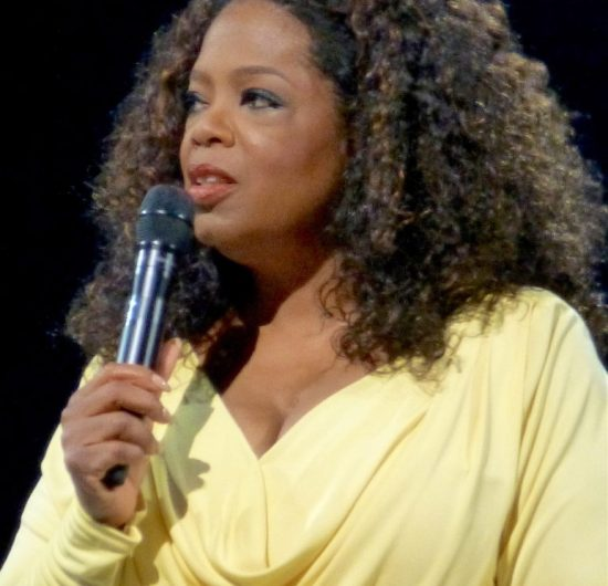 Oprah's speech