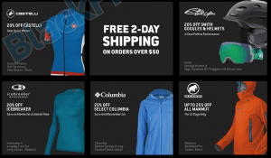 backcountry black friday ad - page 2