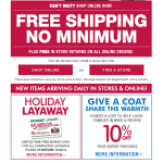 Burlington Coat Factory black friday ad scan - page 11