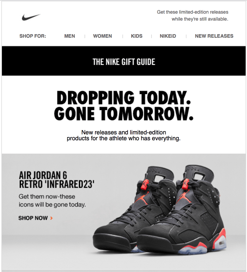 black friday deals nikeid