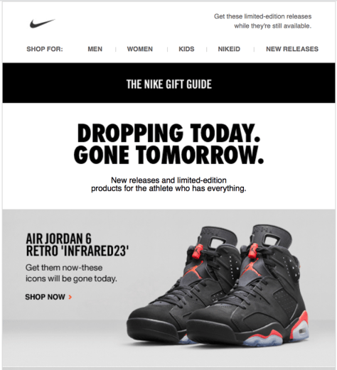 nike black friday ad scan - page 2