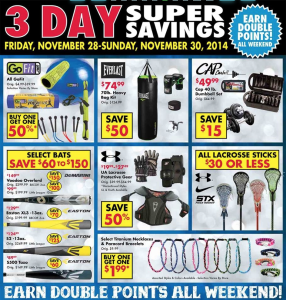 olympia sports black friday ad scan - page 7