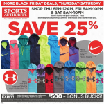 sports authority black friday ad scan - page 9