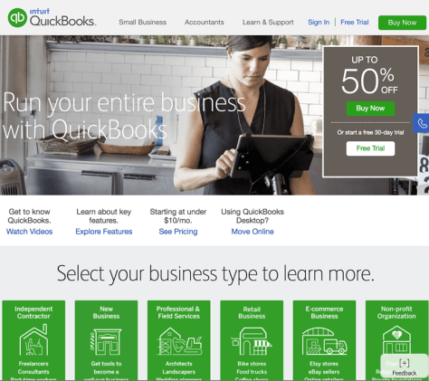 QuickBooks 2016 Cyber Monday 2015 Ad - Page 1.fw