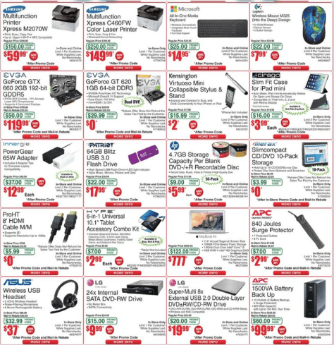 frys black friday ad scan - page 2