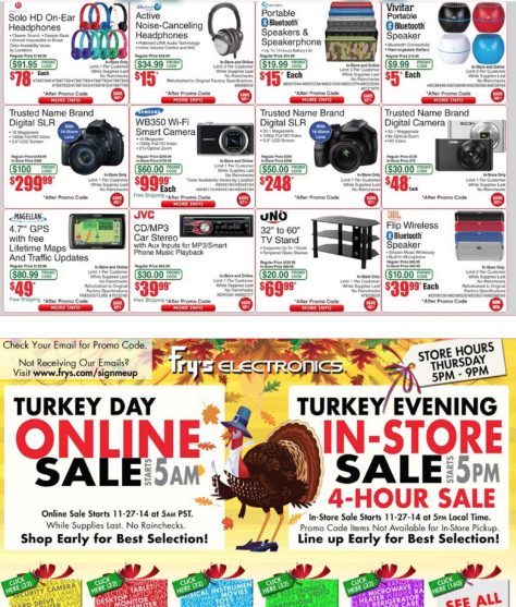 frys black friday ad scan - page 4