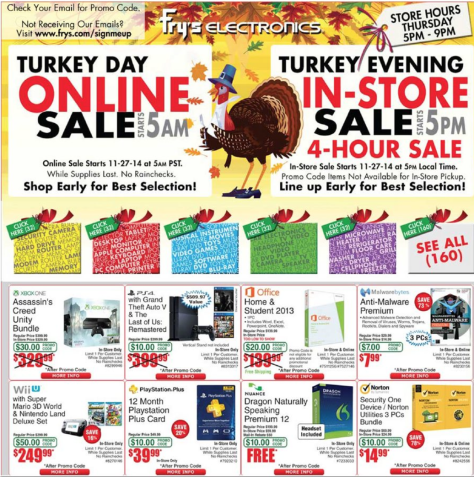 frys black friday ad scan - page 6