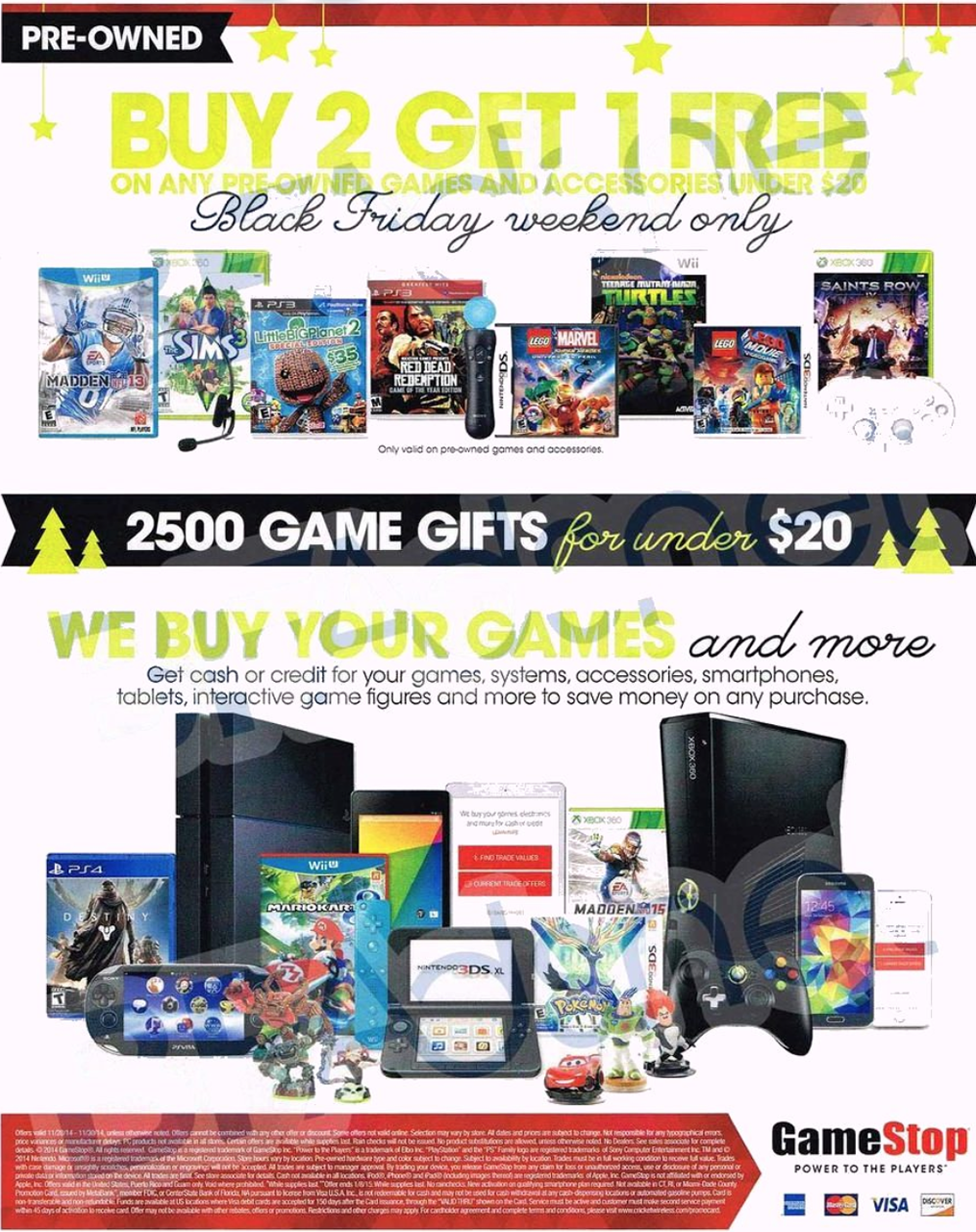 Gamestop Black Friday 2019 Ad, Sale & Deals - BlackerFriday.com
