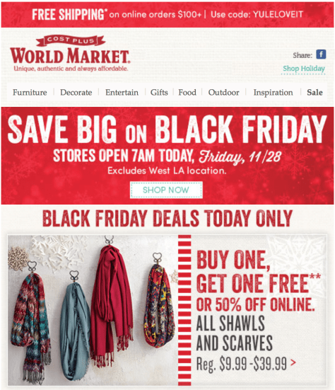world market black friday ad scan - page 2