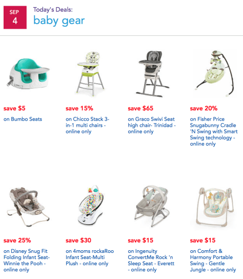 Babies R Us Labor Day Sale 2015 - Page 2