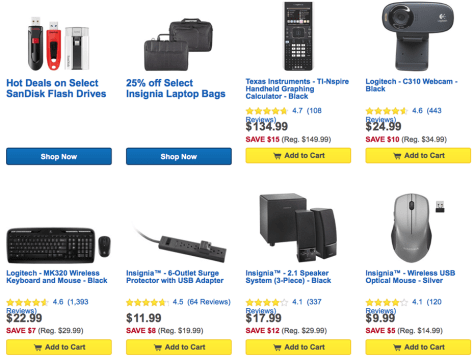 Best Buy Labor Day Sale 2015 - Page 6