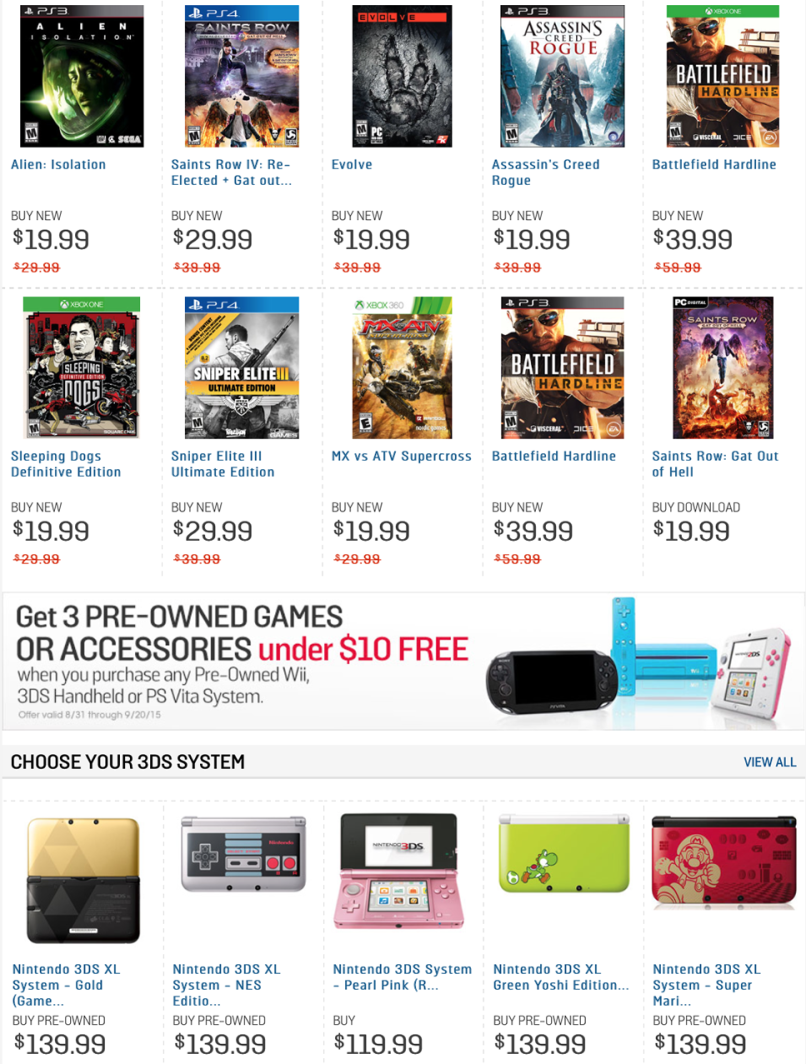 Is Gamestop Open On Labor Day Weekend | Gamesall.co