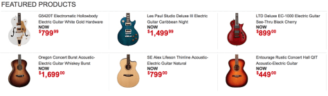 Guitar Center Labor Day Sale 2015 - Page 1