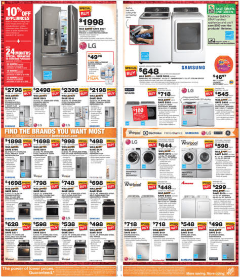 Home Depot Labor Day Sale 2015 - Page 9