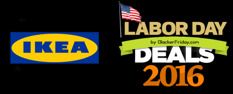 IKEA Labor Day Sale 2016