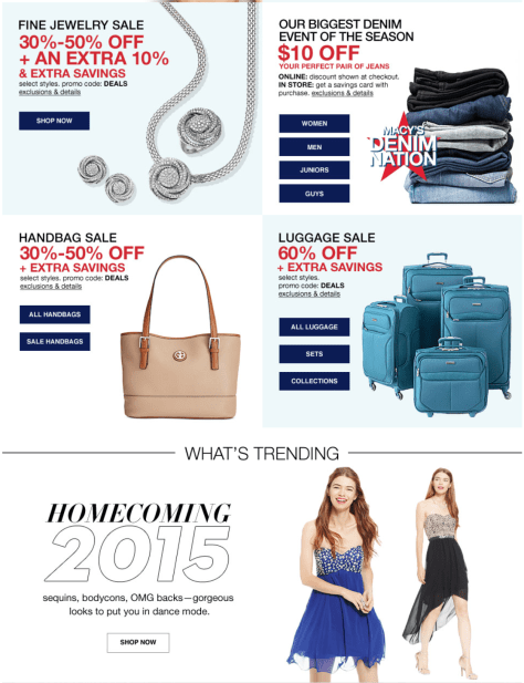 Macys Labor Day Sale 2015 - Page 3