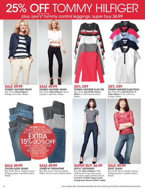 Macys Labor Day Sale - Page 10