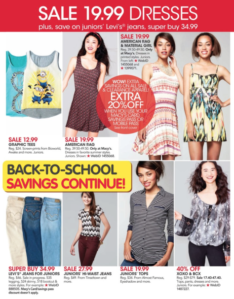 Macys Labor Day Sale - Page 7