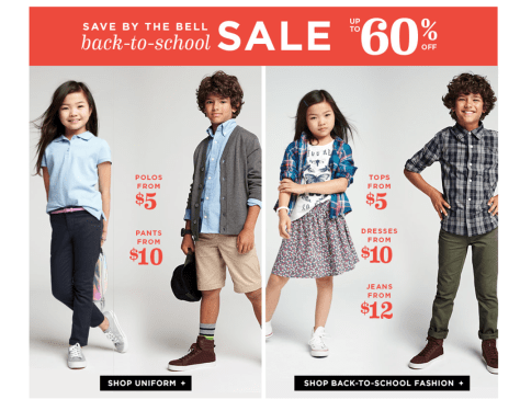 Old Navy Labor Day Sale 2015 - Page 4