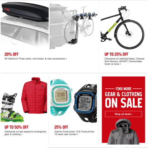 REI Labor Day Sale 2015 - Page 3