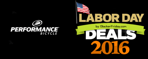 Performance Bike Labor Day Sale 2016