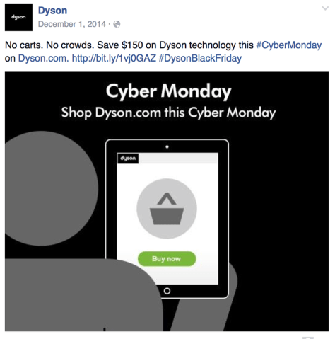 Dyson Cyber Monday Ad 2015 - Page 3