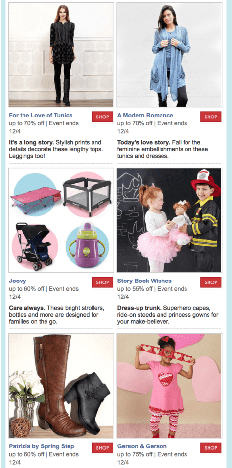 Zulily Cyber Monday Ad - Page 3