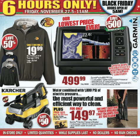 Bass Pro Shops Black Friday 2015 Ad - Page 2