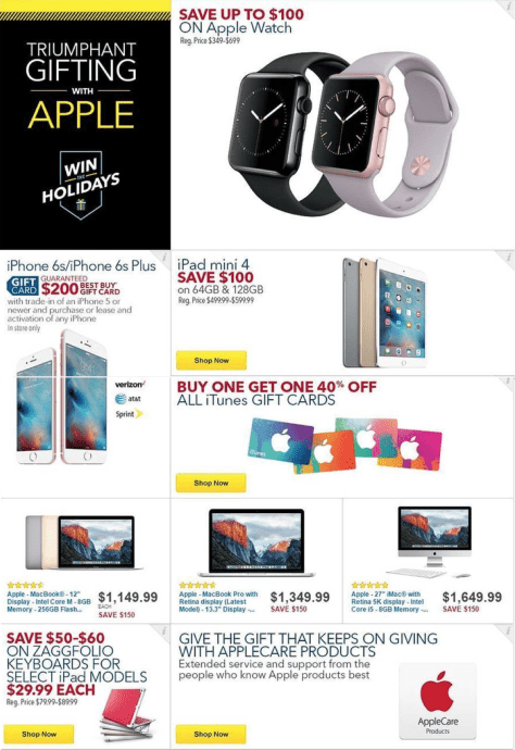 Best Buy Black Friday 2015 Ad - Page 16