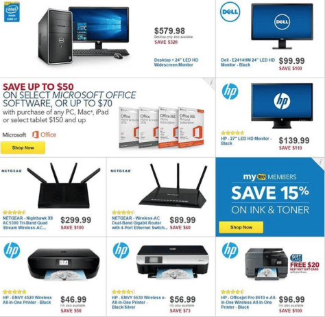 Best Buy Black Friday 2015 Ad - Page 23
