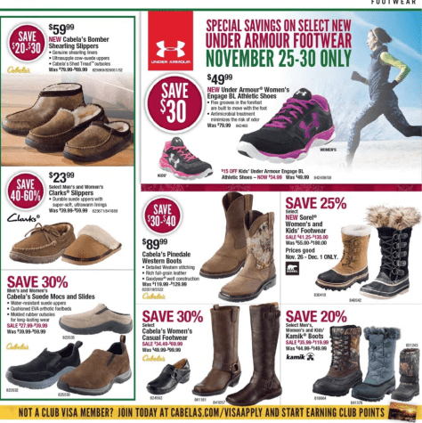 Cabelas Black Friday 2015 Ad - Page 19