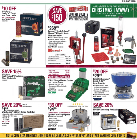 Cabelas Black Friday 2015 Ad - Page 9