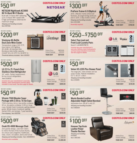 Costco Black Friday 2015 Ad - Page 14