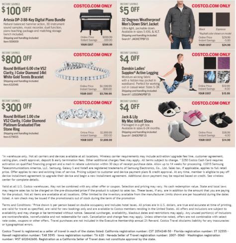 Costco Black Friday 2015 Ad - Page 16
