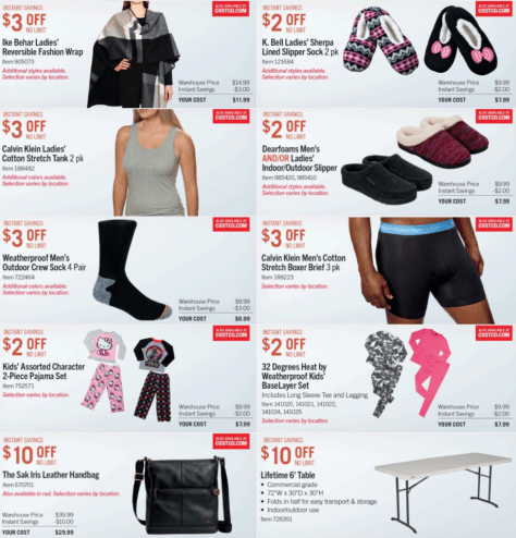 Costco Black Friday 2015 Ad - Page 8