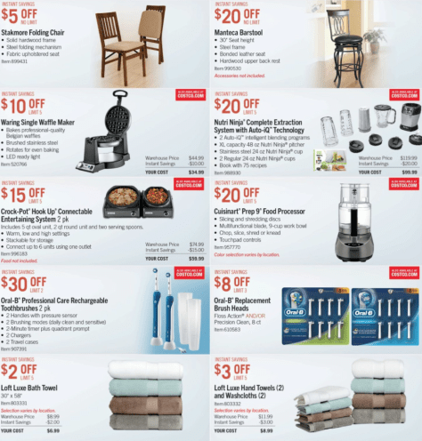 Costco Black Friday 2015 Ad - Page 9