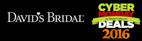 Davids Bridal Cyber Monday 2016