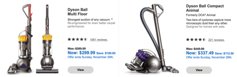 Dyson Black Friday 2015 Ad - Page 5