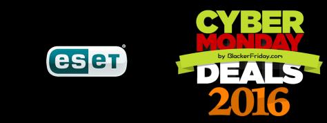 ESET Cyber Monday 2016