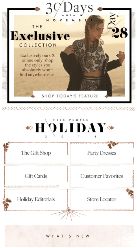 Free People Black Friday Ad - Page 6
