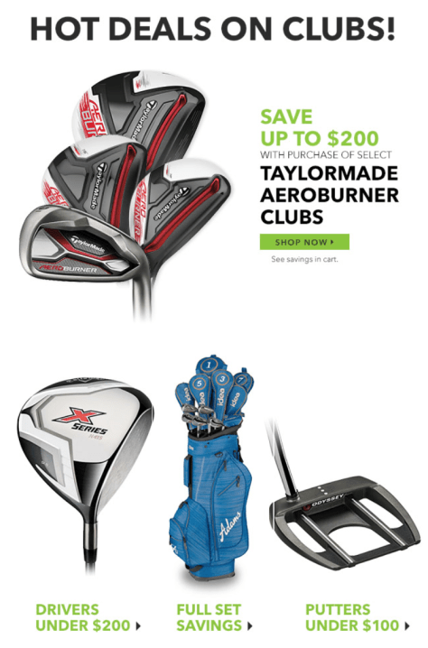 Golfsmith Pre Black Friday 2015 Ad - Page 3