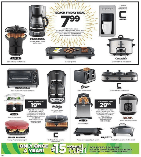Kohls Black Friday 2015 Ad - Page 18