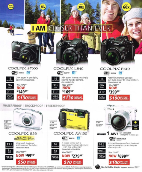 Nikon Black Friday 2015 Ads - Page 6