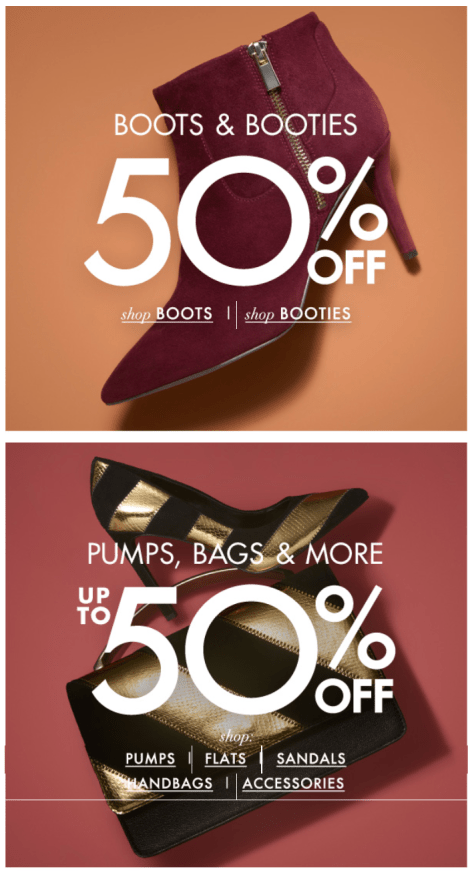 Nine West Black Friday 2015 Flyer - Page 2