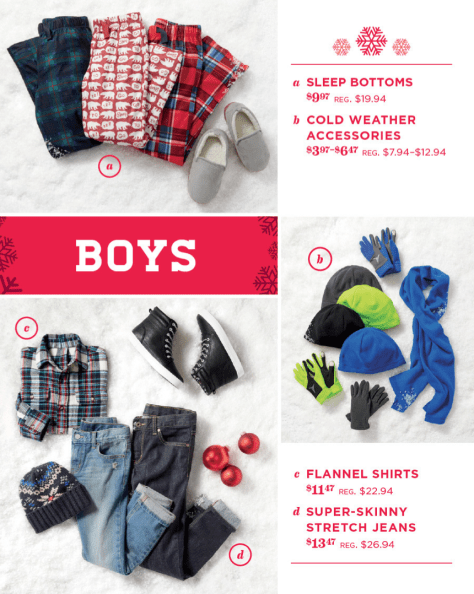 Old Navy Black Friday 2015 Ad - Page 6
