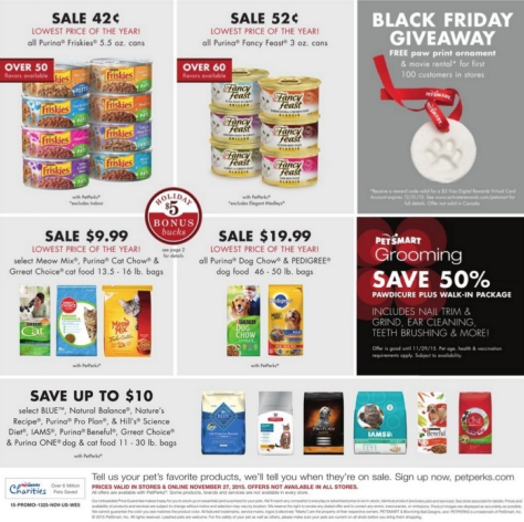 Petsmart Black Friday Ad - Page 6