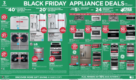 Sears Black Friday 2015 Ad - Page 28